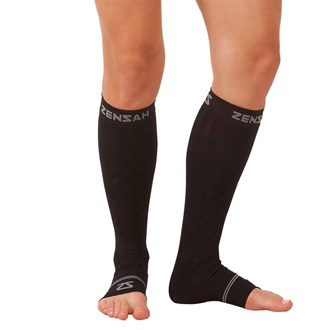 Zensah Compression Ankle/Calf Sleeves